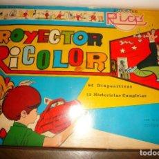 Juguetes Antiguos: PROYECTOR RICOLOR. Lote 112838391