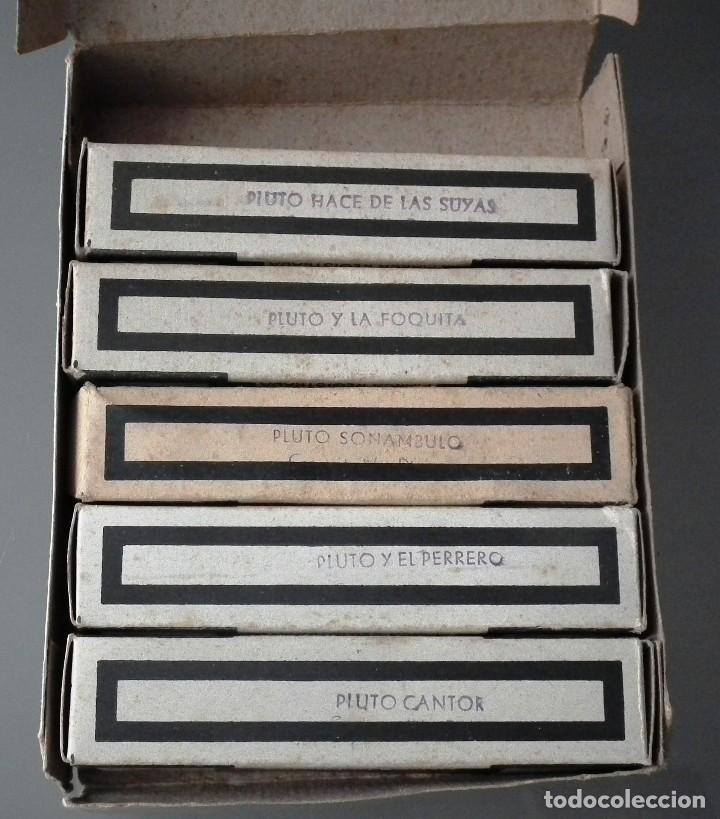 Juguetes Antiguos: PROYECTOR DE CINE NIC CON 45 PELÍCULAS - Foto 6 - 112917915