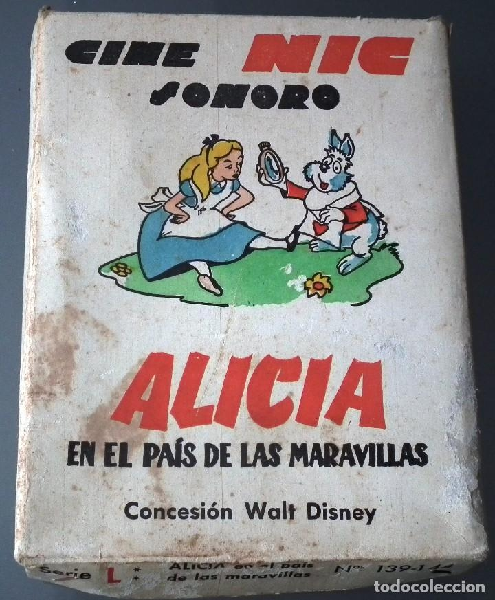 Juguetes Antiguos: PROYECTOR DE CINE NIC CON 45 PELÍCULAS - Foto 7 - 112917915