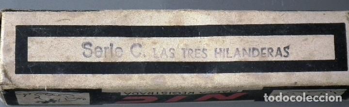 Juguetes Antiguos: PROYECTOR DE CINE NIC CON 45 PELÍCULAS - Foto 30 - 112917915