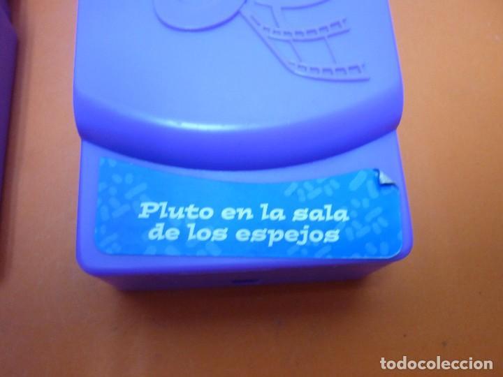 Juguetes Antiguos: CINE EXIN MICKEY MOUSE + 3 PELÍCULAS - FUNCIONANDO - Foto 11 - 113466991