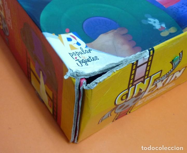 Juguetes Antiguos: CINE EXIN MICKEY MOUSE + 3 PELÍCULAS - FUNCIONANDO - Foto 16 - 113466991