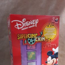 Juguetes Antiguos: SUPERCINEXIN FILM MICKEY MOUSE. Lote 115476443