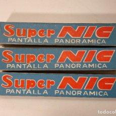 Juguetes Antiguos: LOTE DE 3 PELICULAS SUPER NIC SERIE DE CUENTOS 8. Lote 210716211