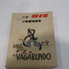 Juguetes Antiguos: CINE NIC EL VAGABUNDO ESTUCHE CON 6 PELÍCULAS -ORIGINAL- (B) . Lote 118623055