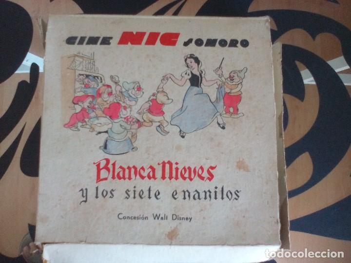 CINE NIC SONORO (Juguetes - Pre-cine y Cine)