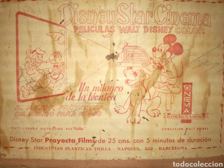 Juguetes Antiguos: Disney Star Cinema años 50. - Foto 4 - 120823350