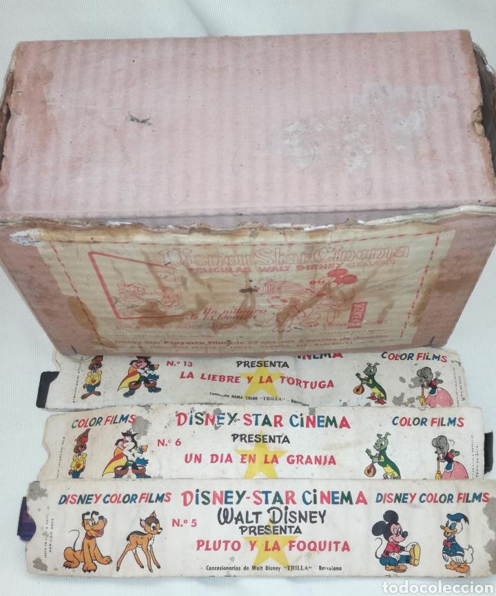 Juguetes Antiguos: Disney Star Cinema años 50. - Foto 5 - 120823350