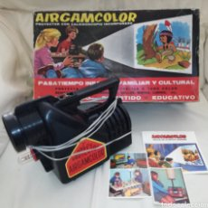 Juguetes Antiguos: PROYECTOR AIRGAM AÑOS 70.. Lote 120824634