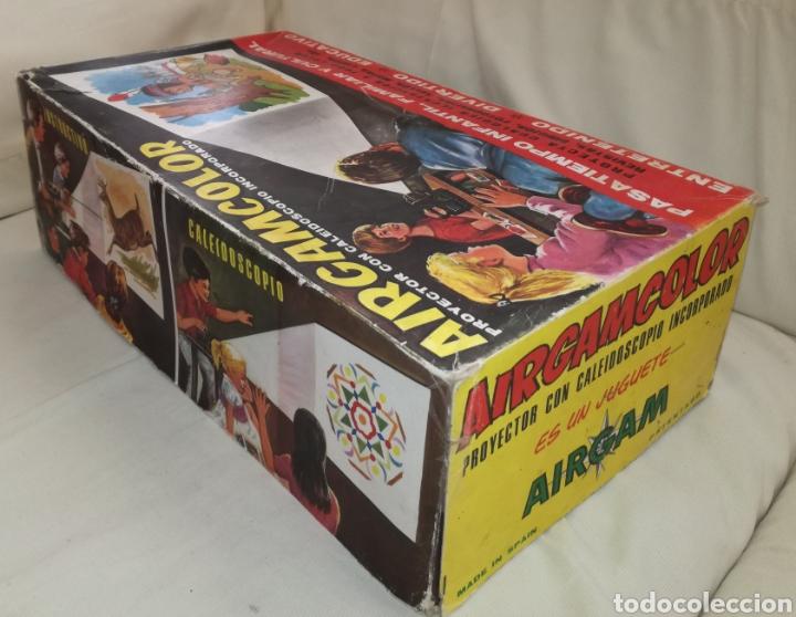 Juguetes Antiguos: Proyector Airgam Años 70. - Foto 4 - 120824634