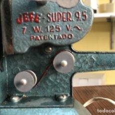 Juguetes Antiguos: CINE JEFE AÑOS 1940 ORIGINAL. Lote 121298999