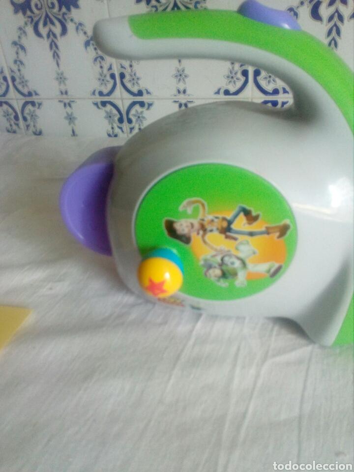 Juguetes Antiguos: Proyector de cine de juguete toy story - Foto 2 - 122825936