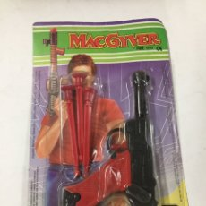 Juguetes Antiguos: BLISTER MACGYVER. Lote 129602686