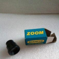 Juguetes Antiguos: BIANCHI ZOOM - CINE MAX AUTOMATICO ZOOM. Lote 130707794