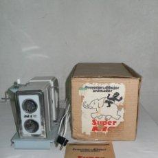 Juguetes Antiguos: PROYECTOR SUPER NIC EN CAJA CON INSTRUCCIONES. Lote 132227830