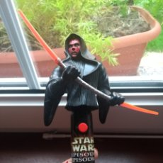 Juguetes Antiguos: STAR WARS EPISODE I DARTH MAUL. Lote 132866465