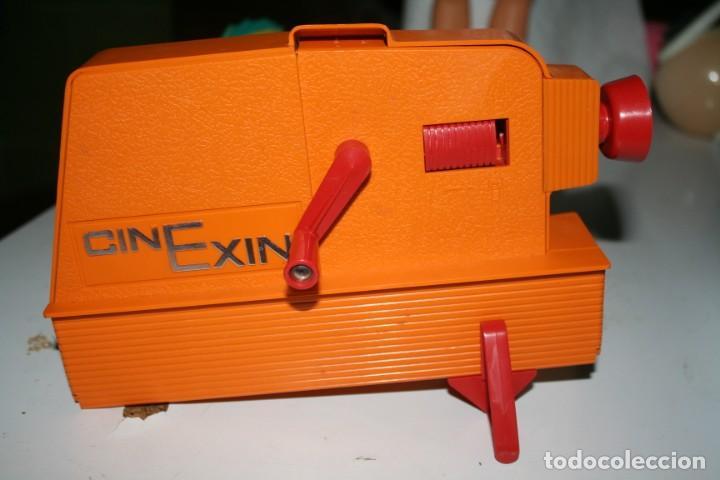 ANTIGUO CINEXIN (Juguetes - Pre-cine y Cine)
