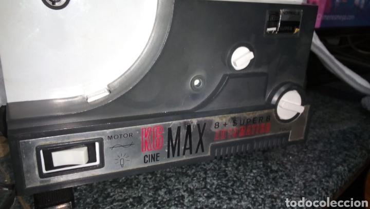Juguetes Antiguos: CINE CINEMAX K6 DE BIANCHI, 8 Y SUPER 8 - Foto 6 - 136936864