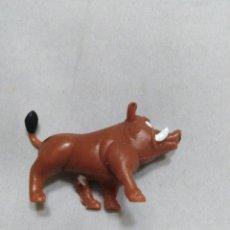 Juguetes Antiguos: FIGURA PVC SIMBA EL REY LEÓN WALT DISNEY. Lote 142334022