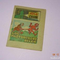 Brinquedos Antigos: ANTIGUO LIBRITO ARGUMENTO DE LA PELÍCULA LOS PASTORCILLOS DEL BELEN DEL CINE SKOB PATENTADO. Lote 142619374