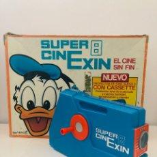 Juguetes Antiguos: SUPER CINE EXIN. Lote 143399701