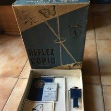 Juguetes Antiguos: RÉFLEXCOPIO MODELO A JELBA S L MADRID. Lote 145958488