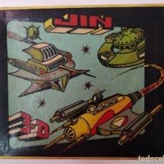 Juguetes Antiguos: JIN CINE INFANTIL EN 3 DIMENSIONES. Lote 146997274