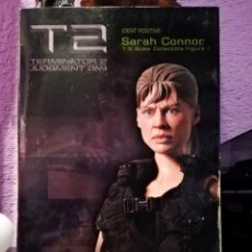 Juguetes Antiguos: SIDESHOW SARAH CONNOR TERMINATOR 2 JUDGMENT DAY 1:6 FIGURA NO HOT TOYS HASBRO GENTLE GIANT ATTAKUS. Lote 147523038