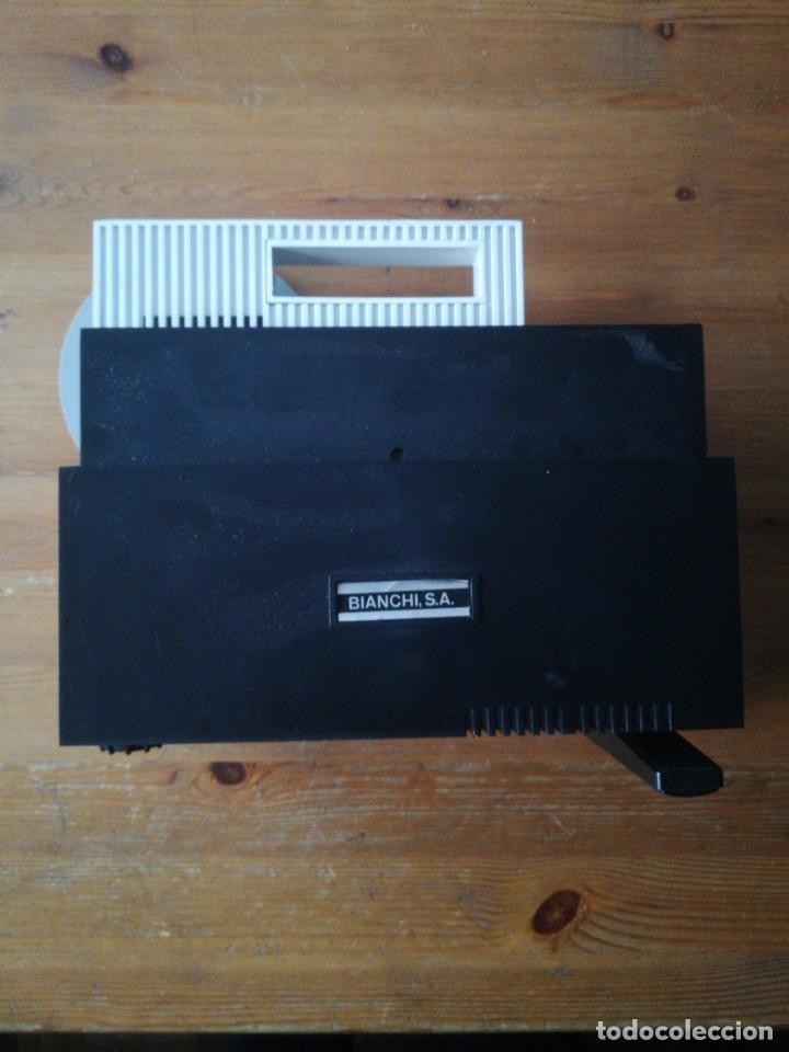Juguetes Antiguos: K6 Cine Max 8 + Super 8 automático. Bianchi y 7 películas. - Foto 2 - 150724498