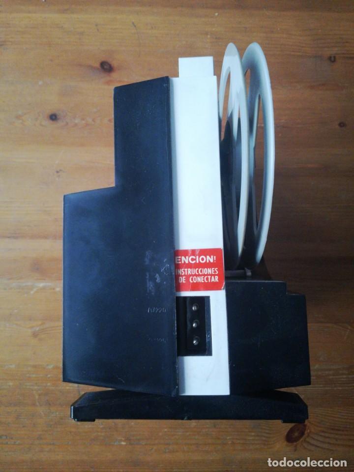 Juguetes Antiguos: K6 Cine Max 8 + Super 8 automático. Bianchi y 7 películas. - Foto 3 - 150724498