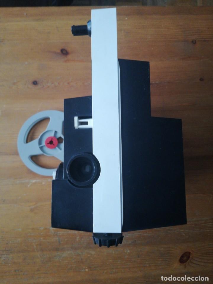 Juguetes Antiguos: K6 Cine Max 8 + Super 8 automático. Bianchi y 7 películas. - Foto 5 - 150724498