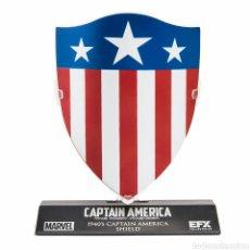 Juguetes Antiguos: REPLICA 1/6 ESCUDO CAPITAN AMERICA FIRST AVENGER 1940 MARVEL. Lote 151556608