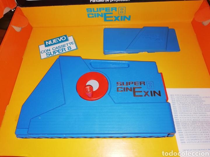 Juguetes Antiguos: Proyector cinexin exin. - Foto 3 - 153262396