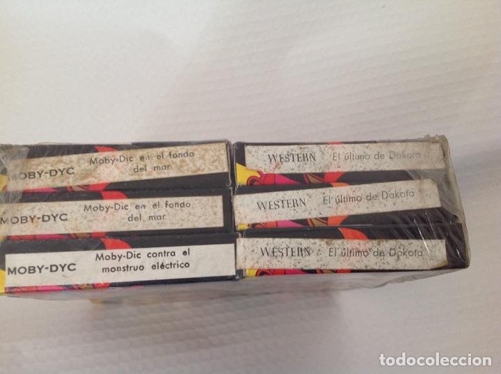 Juguetes Antiguos: 12 películas Nacoral nuevas 8 mm. - Foto 2 - 154092058