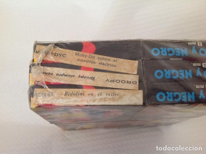 Juguetes Antiguos: 12 películas Nacoral nuevas 8 mm. - Foto 3 - 154092058