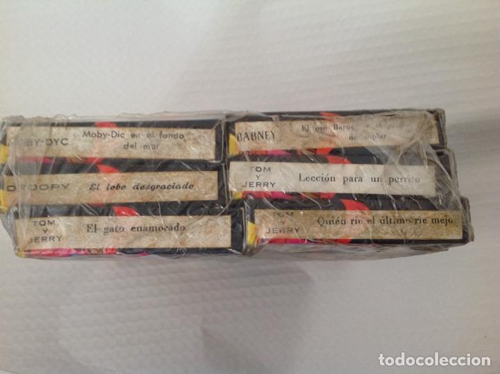 Juguetes Antiguos: 12 películas Nacoral nuevas 8 mm. - Foto 2 - 154092278