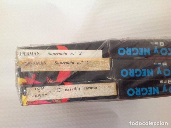 Juguetes Antiguos: 12 películas Nacoral nuevas 8 mm. - Foto 3 - 154092278