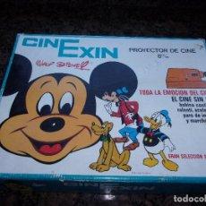 Juguetes Antiguos: PROYECTOR CINEXIN CLASICO.. Lote 154488198