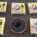 Juguetes Antiguos: LOTE DE 5 PELÍCULAS DE 8MM DE CINE MAX DE BIANCHI. Lote 160533014