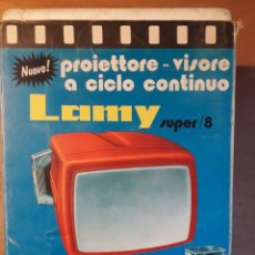 Juguetes Antiguos: PROYECTOR SUPER 8 LAMY. Lote 162241114