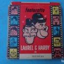 Juguetes Antiguos: PELICULA LAUREL HARDY , ATLAS FILMS , 8 MM , ANTIGUA , ORIGINAL. Lote 164434890