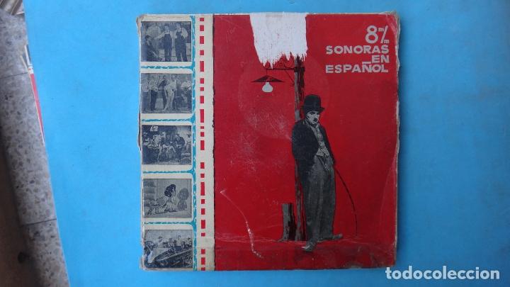 PELICULAS 8 MM SONORAS EN ESPAÑOL Nº 43 , POR ARIES FILMS , ANTIGUA , ORIGINAL (Juguetes - Pre-cine y Cine)