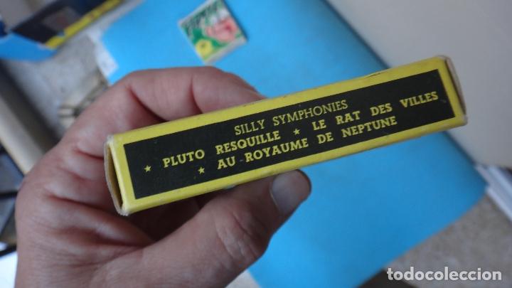 Juguetes Antiguos: PELICULA LES TROIS PETITS COCHONS , WALT DISNEY , FILM OFFICE , ANTIGUA , ORIGINAL - Foto 5 - 164443294