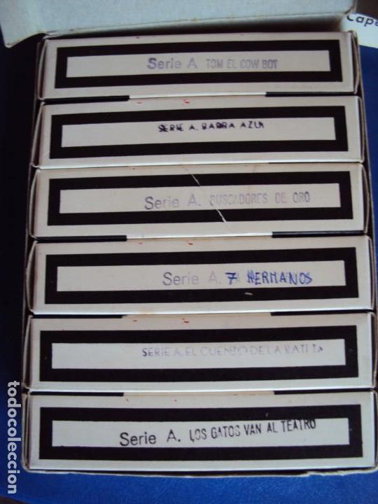 Juguetes Antiguos: (JU-190602)LOTE DE 30 PELICULAS CINE NIC SONORO - Foto 3 - 166782086