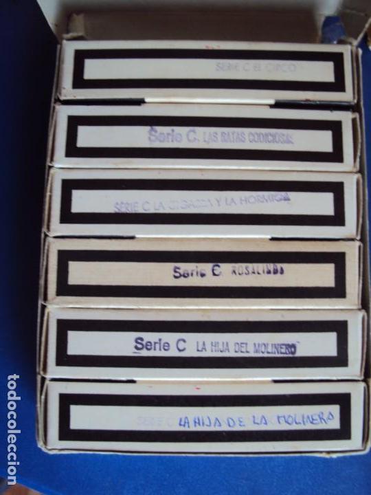 Juguetes Antiguos: (JU-190602)LOTE DE 30 PELICULAS CINE NIC SONORO - Foto 12 - 166782086