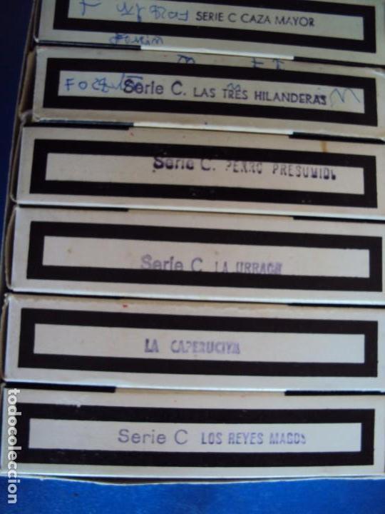 Juguetes Antiguos: (JU-190602)LOTE DE 30 PELICULAS CINE NIC SONORO - Foto 15 - 166782086