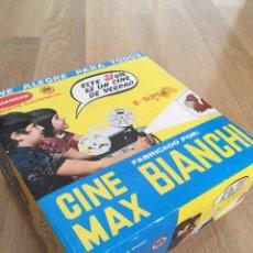 Juguetes Antiguos: CINE MAX DE BIANCHI (BSA). Lote 167873872