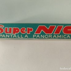 Juguetes Antiguos: CINE SUPER NIC. PANTALLA PANORÁMICA. SERIE CUENTOS. PERRO PRESUMIDO.. Lote 169080676