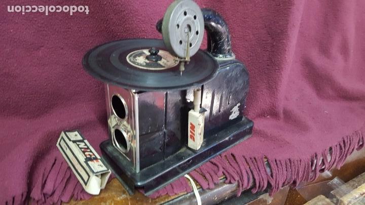 Juguetes Antiguos: Cine nic sonoro - Foto 2 - 170516180