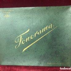 Juguetes Antiguos: RARISIMO TEATRIN FONORAMA MANEN. Lote 173675384